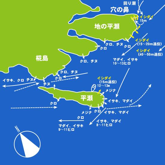 156 椛島・平瀬、地の平瀬:せいわ,航輝